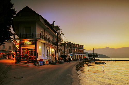 Thassos Island, Macedonia, Greece. (by Ketaka)