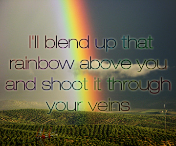Rainbow Veins - Owl City