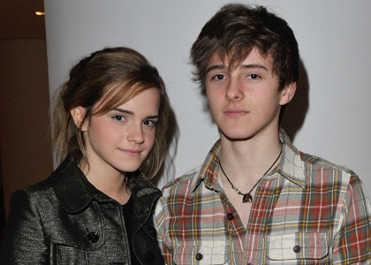 staree:  Dear Emma, Can I have your brother, please? =P~