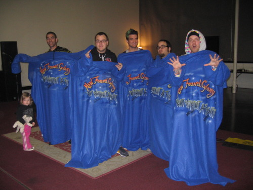 Hayley got us NWAF SNUGGIES !!!!! YAY!