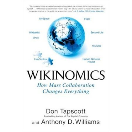 Digital Economy Reading Group Lancaster, reading Wikinomics 14 July, 14:00 - 15:30. If you want to join us on skype, search for m.buscher@lancaster.ac.uk. You can get a link to the reading from m.buscher@lancaster.ac.uk read Don Tapscott's and Anthony Williams' blog here