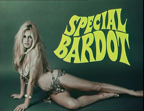 cloak—and—dagger:  atherdiscretion:  Special Bardot