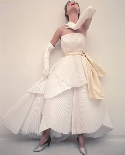 Jean Patchett British Vogue 1950