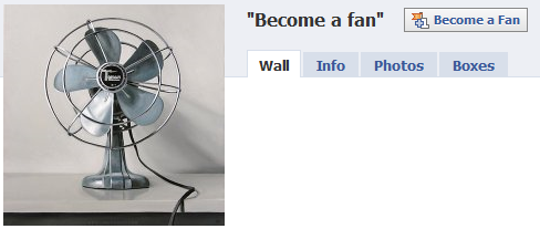 youmeandeveryonewelol: Become of fan of Become of fan This is so meta, and I like it.
