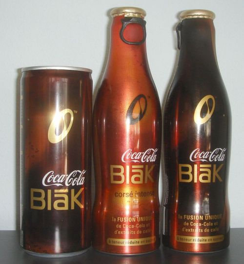 "Coca-cola says, ""Once you go Blak…"" Anybody seen or tasted this stuff?"