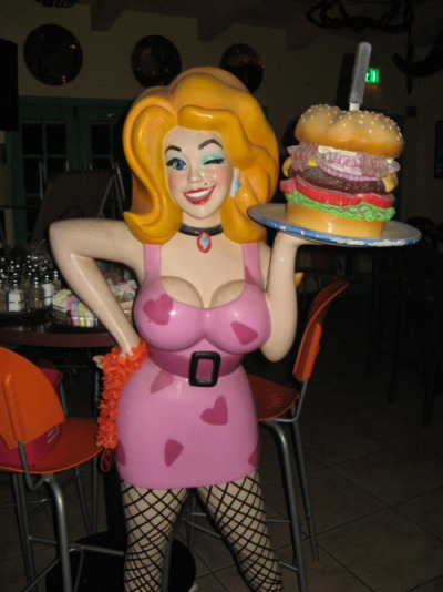 Hamburger Mary: Palm Springs, CA