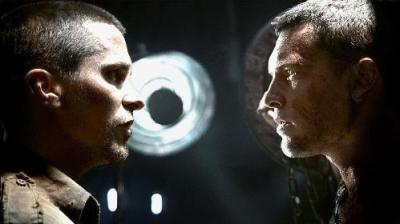 "Weekend at the Movies: Sci-Fi Double Feature (part 2) Terminator Salvation The year is 2018. The world is a post apocalyptic mess - an ongoing result of the global war between humanity and machines. The Resistance versus Skynet, to be precise. The reason? Fourteen years prior, Skynet deemed humans to be a threat to its own existence and extirpated much of humanity in an event known as Judgment Day. But therein lies the problem, you see. The question of why machines are so hellbent to wipe out humankind is never answered. At least not in this film. It was, however, answered during a few visits to the Wikipedia pages of Terminator and Terminator 2: Judgment Day. Even newer questions about the franchise's line between man and machine are raised in Terminator Salvation. Instead of answers, though, we are treated to action. Lots of it. That is fine, of course, if you are a person that dives into a film to see the protagonist shoot first and ask questions later. But those looking for the heart and driving elements that separates ANY film from being good or bad - the story and the characters in it - lose out.  (pics courtesy of IGN) The narrative follows two characters: John Connor and Marcus Wright. Connor, played by Christian Bale, is a grizzled and hardened soldier destined to be humanity's leader. He is the most important, and almost religious, figure in this Terminator universe. A saviour that provides hope. Despite the weight of the entire world on his shoulders, ""JC"" is hardly layered, or interesting. The young Star (Jadagrace) was more enjoyable - and she was mute. While everyone will be quick to jump on the actor, the script, calling for Connor to be cold, and often emotionless, deserves some of the blame. But even Bale suffers through uncharacteristic bouts of overacting. And oy vey, that voice. Christian Bale is arguably one of the most talented actors today, so it's hard to understand why he couldn't give John Connor his own unique characterisitcs instead of resorting to the now creepy joke of a voice. Still, Bale isn't bad nor great. And despite his character's status in the film, he isn't the most pivotal.  Marcus Wright, played by Sam Worthington, is a character that mysteriously wakes up in 2018 after being executed in 2003. He is headstrong, fearless and confused. Looking for answers in a an unfamiliar world, he displays heroic tendencies. Soon we discover that he is in fact a cyborg with human organs, mechanical endoskeleton, circuitry, and a partially artificial cerebral cortex. The real discovery is how much more complex and human he his compared to John Connor, making him the most fascinating character in the film. But because of rapid transitions into action, he never meets his ultimate potential as a cyborg that suffers through the internal conflict of believing they're human. Even so, Terminator Salvation becomes more about Wright than Connor, and the film was stronger following his story.  For example, the film is at its most immersive when Marcus, Star, and Kyle Reese (Anton Yelchin) share the screen. Yelchin himself, has become a bit of a revelation lately, and his portrayal of the street smart, intense, and protective Reese stood out as the second best performance of the film. Bryce Dallas Howard, Moon Bloodgood, Jane Alexander, Helena Bonham Carter, Michael Ironside, Common (who seemed to rap through his lines), and a special cameo from a political figure, all played a part, but didn't have the screen time to matter. In the end, all character growth is stunted because the film called for more destruction than development. That isn't to say the action was poor. On the contrary. The action scenes, along with the CGI, were every bit extravagant, and frankly, the best this year. Anything you could ever ask for in a multi-million blockbuster is present: multiple vehicle chase scenes, grand explosions, cyborg to cyborg combat, etc. The many different machine models Skynet had to offer were a sight to behold. Truly pushing the boundary of sci-fi technology. McG's vision of the future perfectly resembles a world annihilated by war: desolate, desperate, barren, and bleak. Painted with strokes of sepia and gray tones.  Terminator Salvation's action/CGI, while its strong points, is also its own worst enemy. It's far too abundant. After sitting through car scenes, truck scenes, motorcycle scenes, helicopter scenes, jet scenes, fight scenes, and more fight scenes, we've spent too much time exhaling instead of thinking. What is this film really about? A big war with both sides trying to infiltrate each other. That's it? If it's about something meaningful, I must have missed it amongst the flying robot limbs. In a way, Terminator Salvation is the anti-thesis of Star Trek. Here we have two films rebooting their franchise. Being able to satisfy the oldcore legions is obviously a priority. But being able to garner fans in this new generation is equally important (especially with plans for a trilogy). Star Trek was able to make their story accessible to newbies and has become an unmitigated success because of it. Terminator Salvation made no such effort, and in the process, was able to make their story even more convoluted. Expecting our generation to know important pieces of information from 1985 (T1) and 1991 (T2) to be able to follow this film's story is idiotically selfish.  (cross posted at Otakuberries)"