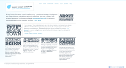 monty lounge industries - simple.creative.powerful web strategy, design, and development