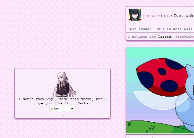 Kawaii Pixel Theme