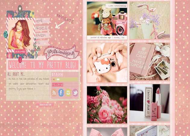 Lets Go Pink   Tumblr