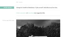 Tema para Tumblr Linear