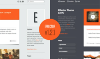 Tema para Tumblr Effector Theme