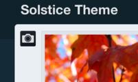 Tema para Tumblr Solstice