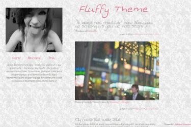 Fluffy Theme