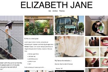 Elizabeth Jane