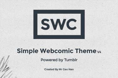 Simple Webcomic Theme (V4)
