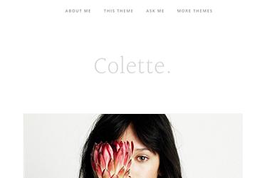 Colette.