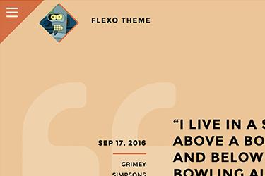 Flexo Theme