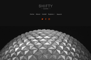 Shifty Dark