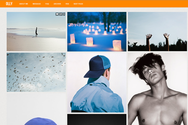 25 Best Portfolio Themes For Tumblr - Premium And Free Themes