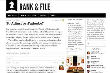 Rank & File