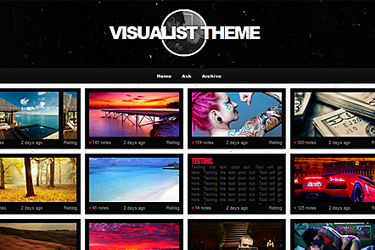Visualist Theme