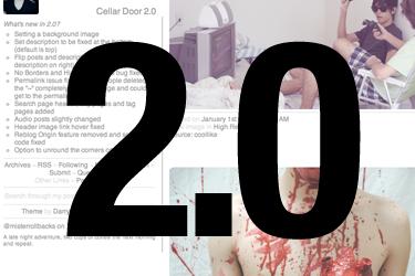Cellar Door 2.0