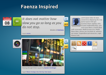 Faenza Inspired