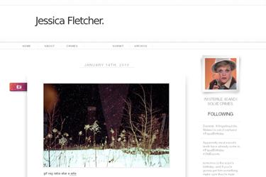 Jessica Fletcher.