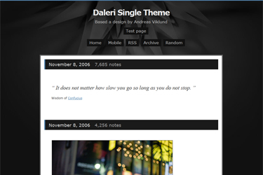 Daleri Single