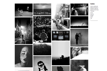 Temalar tumblr Black and white themes for tumblr
