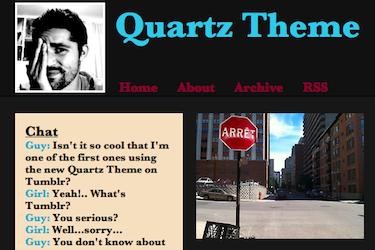 Quartz Theme