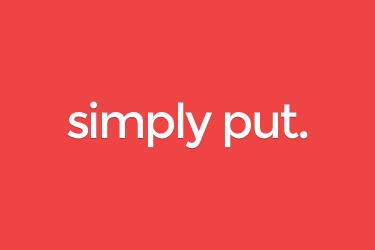 Simply Put