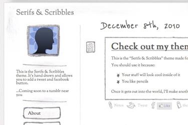 Serifs & Scribbles