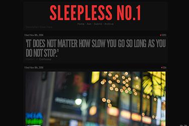 Sleepless No.5