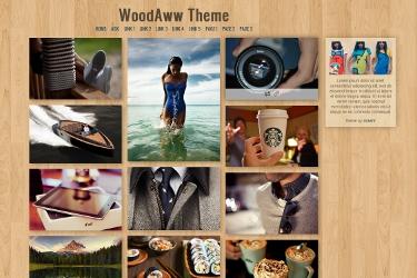 WoodAww Theme v1.0