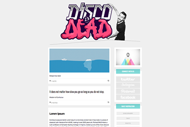 Disco is Dead!
