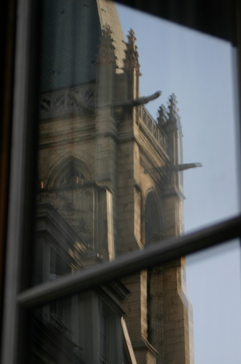 Paris through the window
