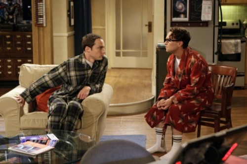 fuckyeahbigbangtheory:  Leonard: What secret, tell me the secret! Sheldon: [whispering] Mom smokes in the car. Jesus is ok with it, but you can't tell Dad. SHHHHHH! Leonard: Not that secret, the other secret. Sheldon: I'M BATMAAANNNN