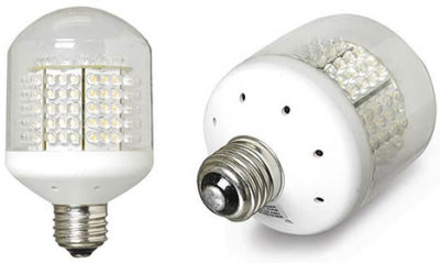 9W LED Bulb Replaces 70W Incandescent