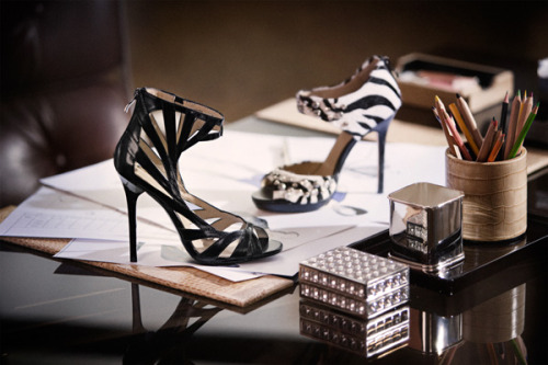 mademoiselleblair:  chloesmiles: Oh Jimmy Choo, how I love you.