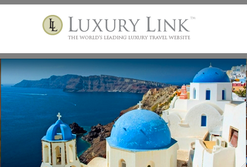 First Class Travel Within Your Reach - LuxuryLink.com If you don't get a lot of time off to vacation, you want to make those precious days away special. At LuxuryLink.com you can search the creme de la creme of hotels and resorts (as voted by Travel + Leisure and Conde Nast Traveler) for discounts of up to 65% off of the retail price.  Book all-inclusive packages or just the rooms. I was referred to this site by one of my jettsetting friends who spares no expense when she travels.  Recently she discovered the site and has been using it to book at least 1 getaway per year. Check out the 5 day stays in Mexico - so close yet so far away!!!