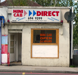 Mini Cab Direct, New Cross Road SE14