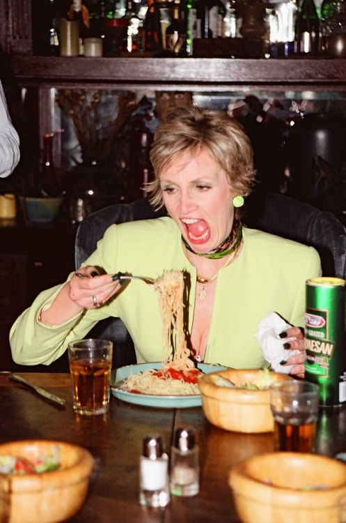 Jane Lynch - comedian
