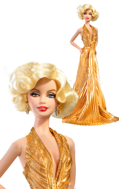 zqobsessed:  I WANT THIS BARBIE Marilyn Monroe. So Pretty.