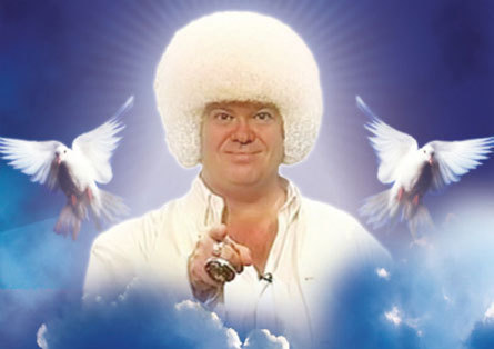 "(via Dlisted) ""Gary Spivey - Psychic, medium, spiritual healer, hairvoyant and overall crazy. Gary travels the world sharing his mind boggling powers on radio stations everywhere and serious TV shows like Hard Copy, Inside Edition and Jerry Springer. Gary's trademark is his giant Snowball fro which looks like a yeti's dick bush. But Gary's magical fro is what holds all his bullshitpowers! Gary claims he has predicted the following: Justin Timberlake/Janet Jackson ScandalRenee Zellweger Wins an OscarSept 11th Terrorist AttacksBreak-up of Cindy Crawford and Richard GereGorilla rescues childBob Dole falls off Stage"" Oh yeah…"