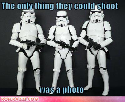 The only thing they could shoot was.. (via roflrazzi)