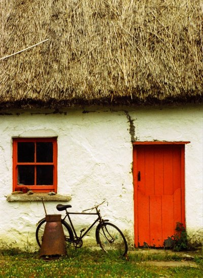 Irish cottage k bennett