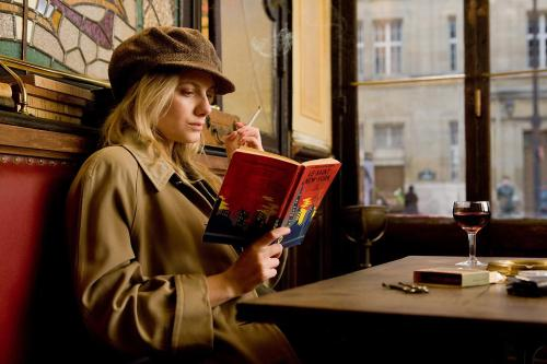 Melanie Laurent in Inglorious Basterds.