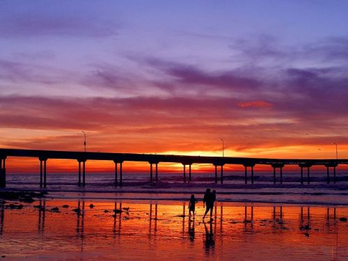 ocean beach, san diego…my hometown